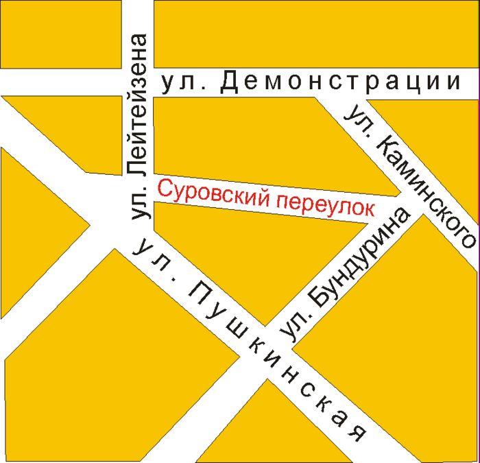 Улицы, которых больше нет.
